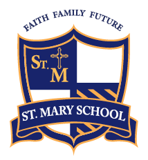 St. Mary's School is dedicated to educating the whole child by expanding their faith and enriching them academically.